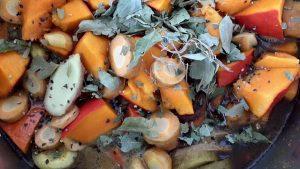 ayurvdische soep pompoen wortel