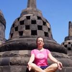 borobudur meditatie